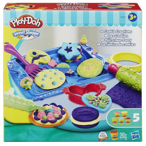 Hasbro Play-Doh Магазинчик печенья B0307