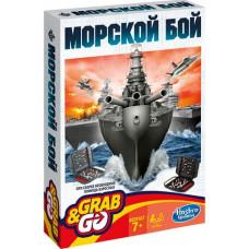 Hasbro Игра «Морской бой» (дорожная версия) B0995