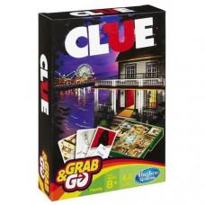 Hasbro Дорожная игра «Клуэдо» B0999