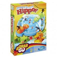 Hasbro Дорожная игра «Голодные бегемотики» B1001