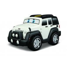 Игровая автомодель Jeep Wrangler Unlimited (звук и движение), 16-81801