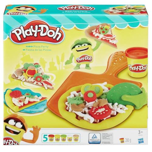 Hasbro Play-Doh Набор пластилина «Пицца» B1856
