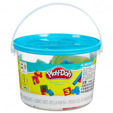 Hasbro Play-Doh Ведерко пластилина 3б «Считалочка» 23326