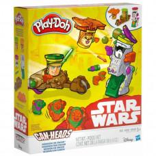 Hasbro Play-Doh Звездные войны «Миссия на планете Ендор» B1001_B2524
