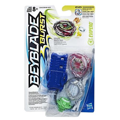Hasbro BEYBLADE Волчок с пусковым устройством BEY EVIPERO (C2645) B9486