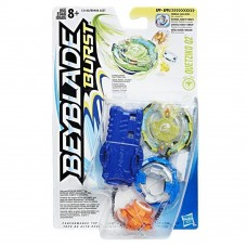 Hasbro BEYBLADE Волчок с пусковым устройством BEY QUETZIKO Q2 (C3180) B9486