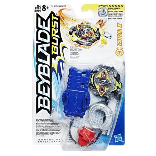 Hasbro BEYBLADE Волчок с пусковым устройством BEY ZEUTRON Z2 (C3182) B9486