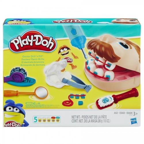 Hasbro Play-Doh «Мистер зубастик» B5520