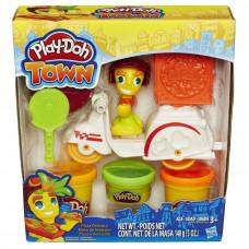 Hasbro Play-Doh Город: доставка пиццы B5976
