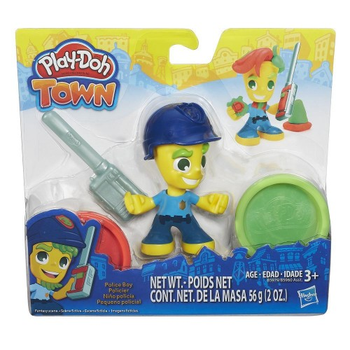 Hasbro Play-Doh Город: полицейский (B5979) B5960