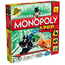 Hasbro Игра «Моя первая Монополия» A6984