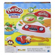 Hasbro Play-Doh Игровой набор «Кухонная плита» B9014