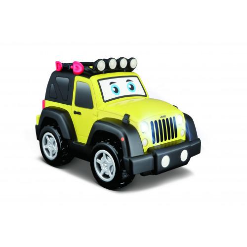 Игровая автомодель Jeep Wrangler (свет и звук),, 16-81201