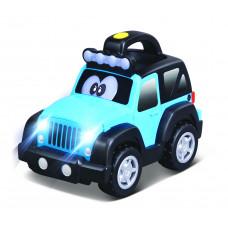 Игровая автомодель Jeep Wrangler (свет и звук),, 16-81202