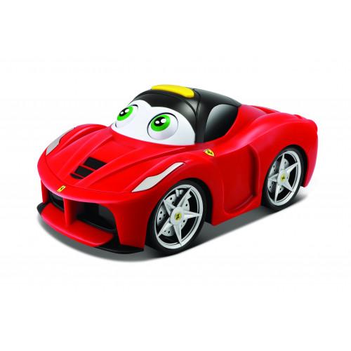 Игровая автомодель Ferrari LaFerrari (звук, глаза и движение), 16-81502