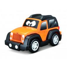 Игровая автомодель Jeep в ассорт. 4 цвета 16-85100