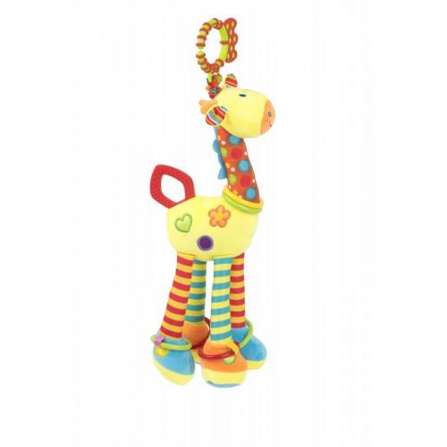 """Мягкая игрушка-подвеска на кроватку """"Жираф"""" 8531"""