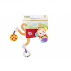 Мягкая игрушка на кроватку/коляску обезьянка 8532