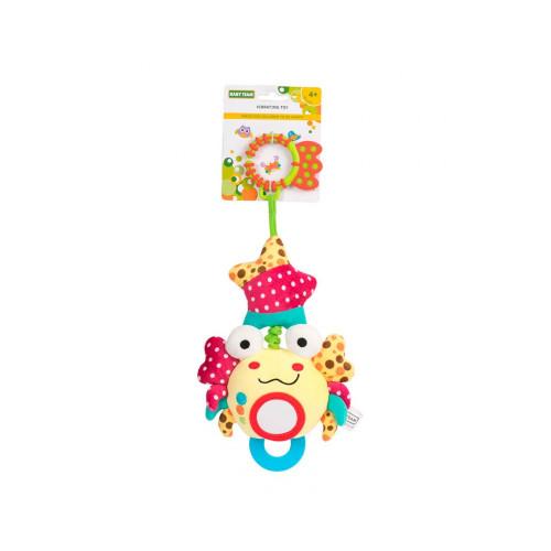 Игрушка-подвеска вибрирующая Baby team, 4+, арт. 8542