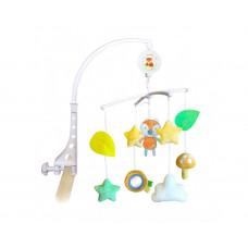 Игрушка-мобиль механический Baby team, 0+, . 8561