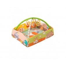 Коврик детский развивающий с дугами Baby team, 0+, арт. 8566