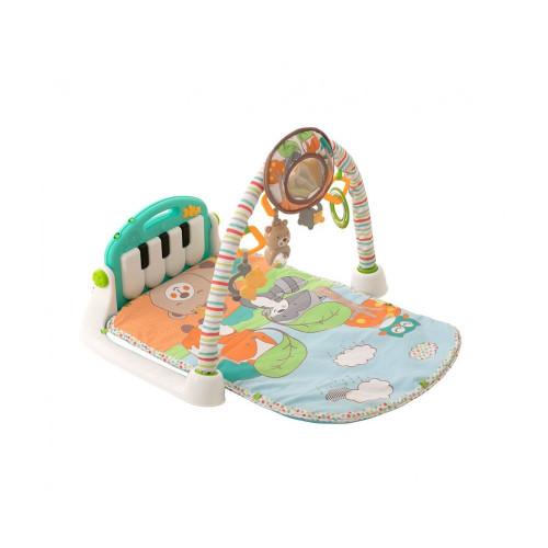 Коврик детский с пианино Baby team, 0+,  8567
