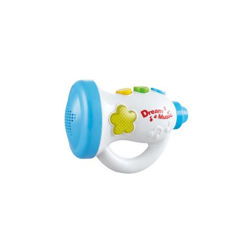 """Игрушка """"Музыкальные инструменты"""" Baby team, 9+, арт. 8625 (труба)"""