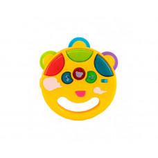 Игрушка музыкальная Baby team, 9+, арт. 8627 (бубен)