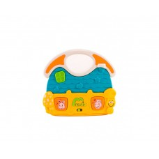 Игрушка музыкальная Baby team, 9+, арт. 8627 (домик)