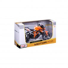 Модель мотоцикла Maisto 31101-21  KTM Super Duke R 1290  31101