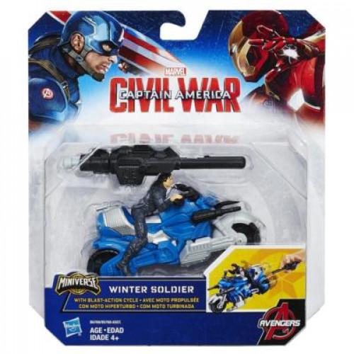 Avengers Боевая машина Мстителей «Зимний солдат» B6769