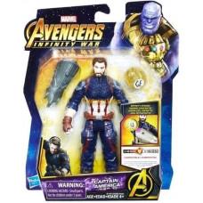 """Avengers Игрушка-фигурка героя фильма """"Мстители"""" 15 см , в ассортименте E0605 (E1407)"""