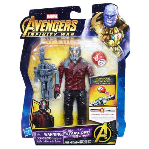 """Avengers Игрушка-фигурка героя фильма """"Мстители"""" 15 см , в ассортименте E0605 (E1413)"""