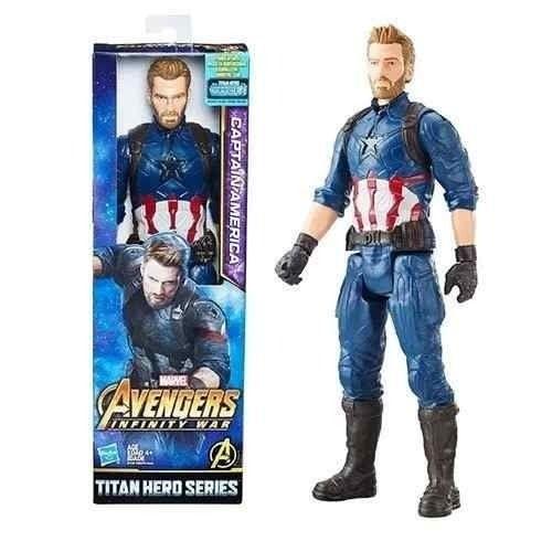 "Avengers фигурка героя фильма ""Мстители"" серия ""Титаны"", клас А, E0570 (E1421)"