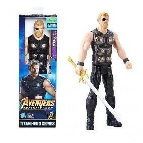 """Avengers Іграшка - фігурка героя фільму """"Месники"""" серія """"Титани"""", клас А, в асортименті E0570 (E1424)"""