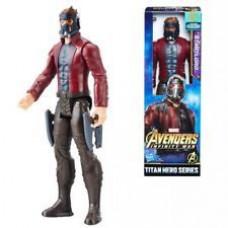 "Avengers Игрушка - фигурка героя ""Мстители"" серия ""Титаны"", клас А, E0570 (E1427)"