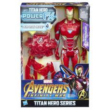 Avengers Фигурка Железного Человека Пауэр Пэк  со звуковыми и световыми эффектами E0606