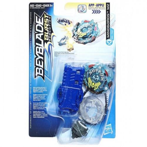 Hasbro BEYBLADE Волчок с пусковым устройством BEY MINOBOROS M2 (E1060) B9486