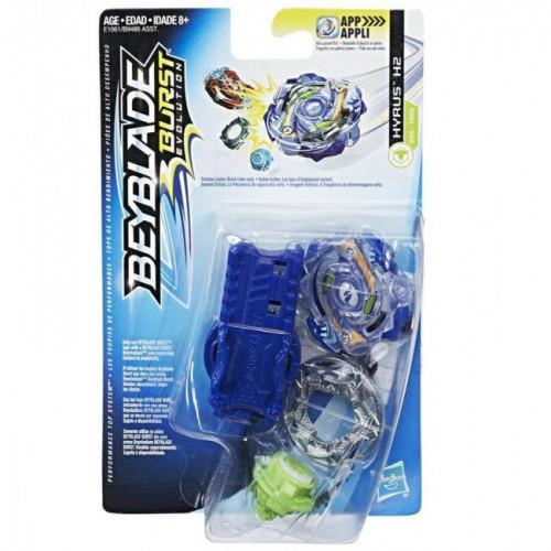 Hasbro BEYBLADE Волчок с пусковым устройством BEY Hyrus H2 B9486/E1061