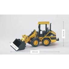 Bruder - дорожный погрузчик CAT, М1:16 02441