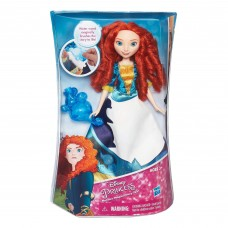 Disney Princess Модная кукла Принцесса Мерида в юбке с проявляющимся принтом B5301