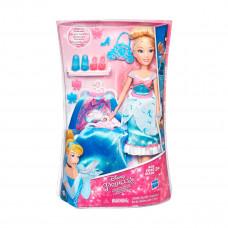 Disney Princess Принцесса Золушка в платье со сменными юбками B5314