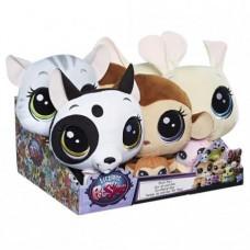 Littlest Pet Shop Плюшевые парочки зверюшек «Vanilla Velvetears And Bijou Velvetears» C0168