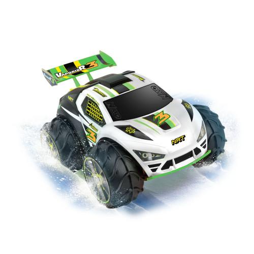 """Машина-амфибия на р/у """"Nano VaporizR 3 green""""  зелёный  10022"""