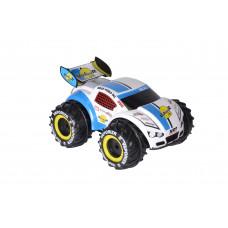 "Машина-амфибия на р/у ""VaporizR 2 blue  бело-голубой 94156"