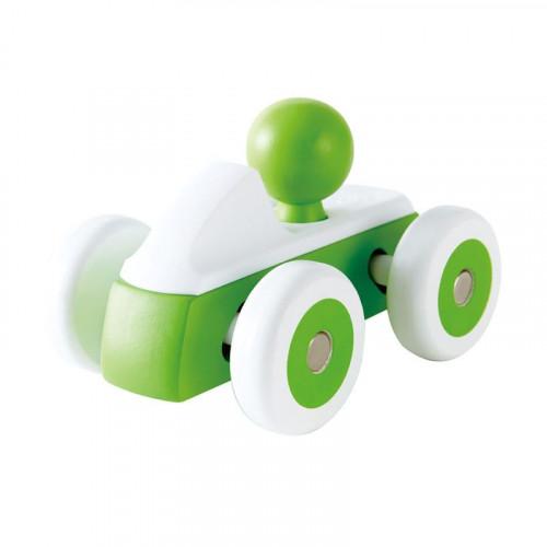 Машинка HAPE , зеленая E0067