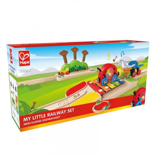 """HAPE Набор """"Моя маленькая железная дорога"""", E3814"""