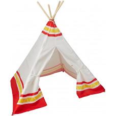 Детская игровая палатка Вигвам HAPE (красная), E4307