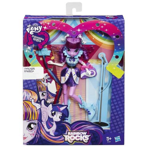 Equestria Girls Кукла эквестрии со стильными прическами «Twilight Sparkle» B1037