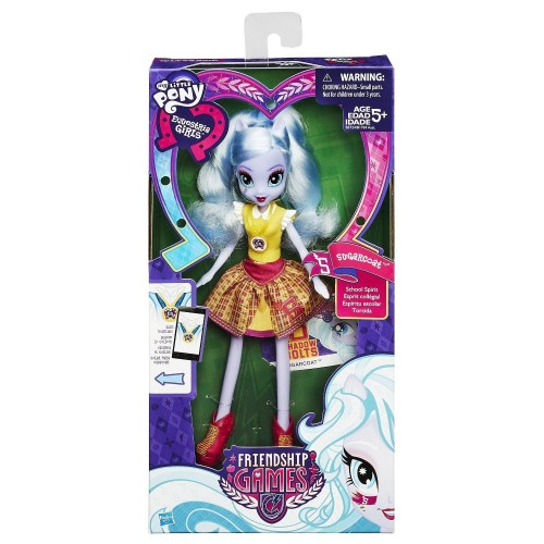 Equestria Girls Кукла эквестрии «Sugarcoat» B5724